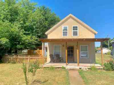 Stillwater Single Family Home For Sale: 1406 S Lewis