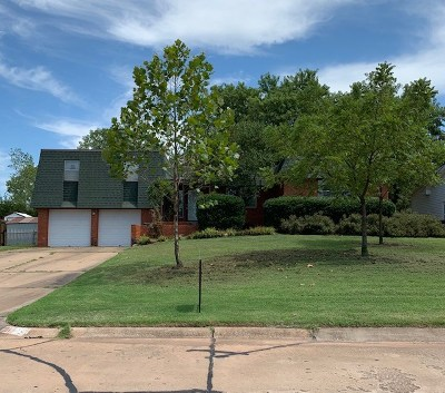 Stillwater Single Family Home For Sale: 701 N Manning Street