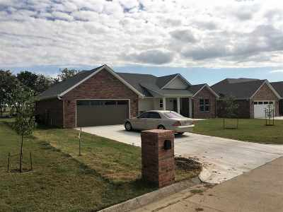 Marietta Single Family Home For Sale: 1205 Gantt
