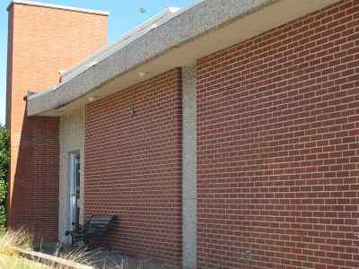Madill Commercial For Sale: 603 S 1st Street