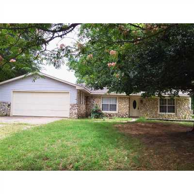 Lone Grove Single Family Home For Sale: 257 Walnut Hill