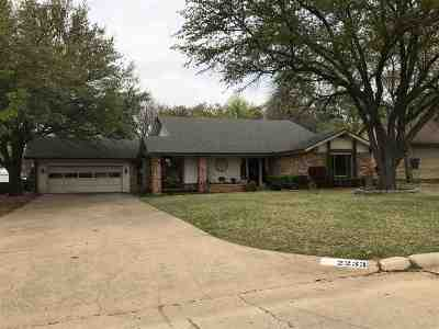 Single Family Home For Sale: 2233 Hickory Drive