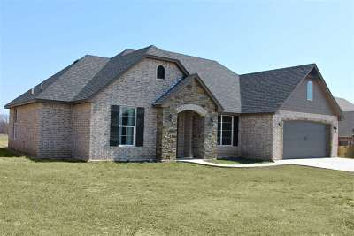 Ardmore OK Single Family Home For Sale: $215,500