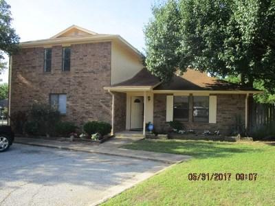 Single Family Home For Sale: 1205 John Road