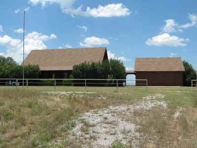 Residential Acreage For Sale: 13258 Hwy 77
