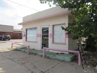 Ardmore Commercial For Sale: 219 S Washington