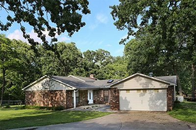 Lone Grove Single Family Home For Sale: 10 Val Verde