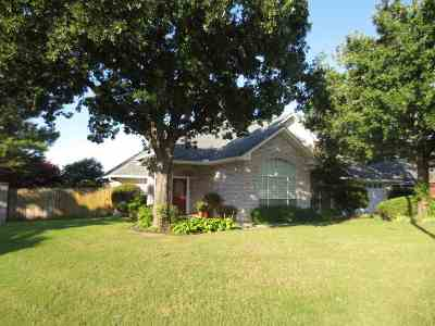 Single Family Home For Sale: 900 Oak Tree Drive