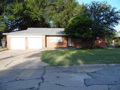 Ardmore, Lone Grove Single Family Home For Sale: 1019 Circle Drive