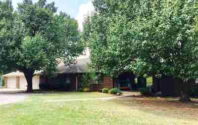 Residential Acreage For Sale: 544 Callahan