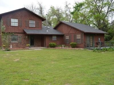 Single Family Home For Sale: 3605 Springdale Road