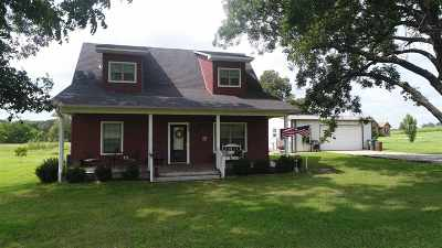 Springer Single Family Home For Sale: 53 Snowfire Drive