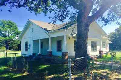 Lone Grove Single Family Home For Sale: 6974 Newport Road
