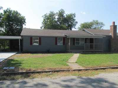 Wilson Single Family Home For Sale: 865 5th Street