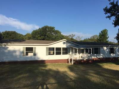 Ardmore OK Single Family Home For Sale: $89,000