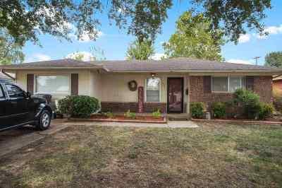 Ardmore OK Single Family Home New: $135,000