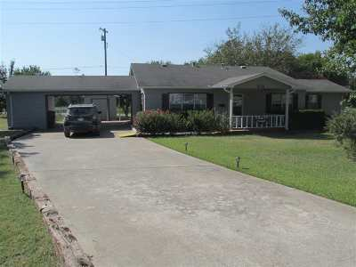 Ardmore OK Single Family Home For Sale: $129,900