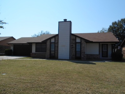 Ardmore OK Single Family Home For Sale: $114,900