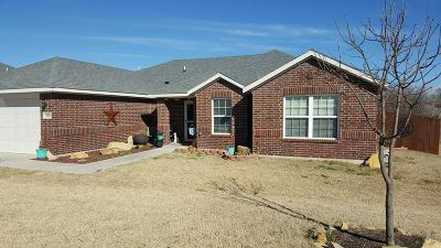 Single Family Home For Sale: 4731 Travertine
