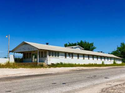 Commercial For Sale: 1601 Refinery Road