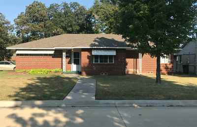 Ardmore OK Single Family Home New: $89,900