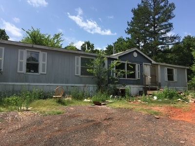 Single Family Home For Sale: 15430 Hickory Tree Road