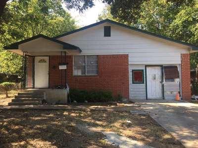 Ardmore OK Single Family Home New: $45,000