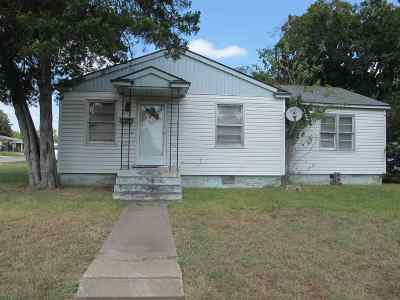 Ardmore OK Single Family Home New: $43,900
