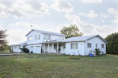 Residential Acreage For Sale: 2942 Ridge Road