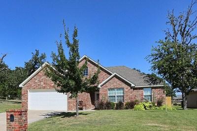 Ardmore OK Single Family Home New: $209,900