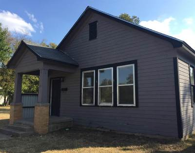 Ardmore, Lone Grove Single Family Home For Sale: 26 5th Avenue