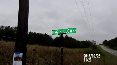 Overbrook Residential Lots & Land For Sale: 4374 Long Hollow Rd