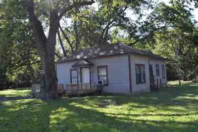 Ardmore Single Family Home New: 819 SE Carter