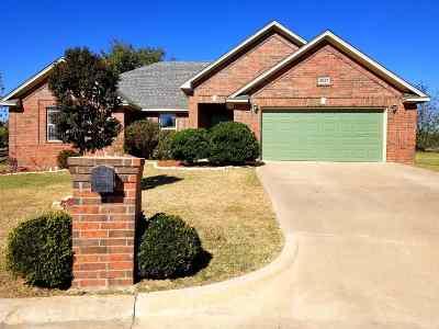 Single Family Home For Sale: 3527 Tara Drive