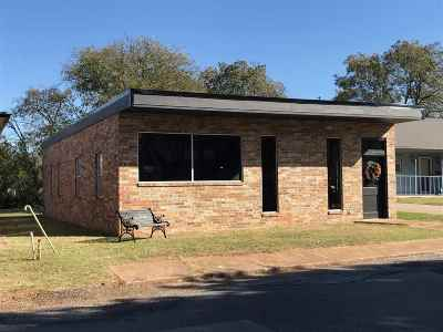 Ardmore, Lone Grove Single Family Home For Sale: 118 SW H Street