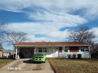Ardmore, Lone Grove Single Family Home For Sale: 1908 Choctaw