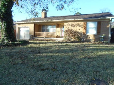 Ardmore OK Single Family Home For Sale: $89,900