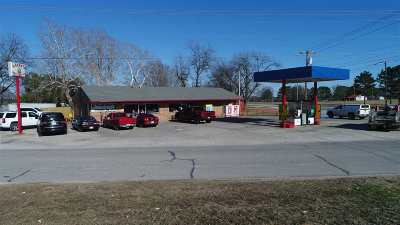 Commercial For Sale: 2158 Mary Niblack Road