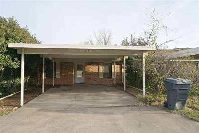 Ardmore OK Single Family Home New: $85,000