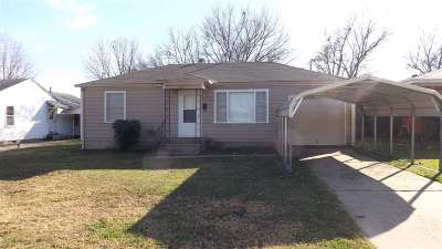 Ardmore Single Family Home For Sale: 716 Cherry