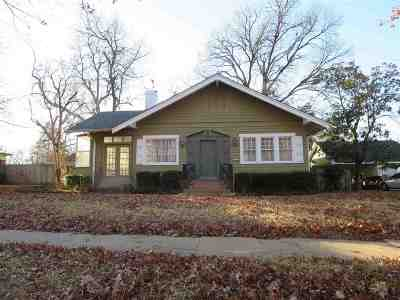 Ardmore Single Family Home For Sale: 1008 Stanley