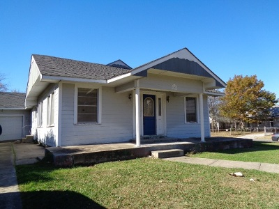 Ardmore Single Family Home For Sale: 5 SW O Street