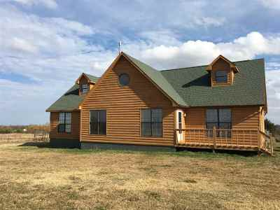 Residential Acreage For Sale: 49011 E County Road 1610