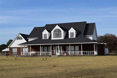 Carter County Residential Acreage For Sale: 3225 Springdale Road