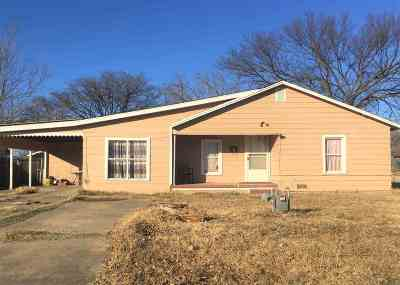 Single Family Home For Sale: 103 E Creek