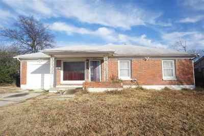 Ardmore, Lone Grove Single Family Home For Sale: 529 Oak