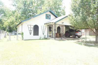 Ardmore, Lone Grove Single Family Home For Sale: 805 SE F Street