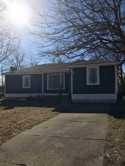 Ardmore OK Single Family Home New: $65,000