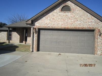 Ardmore OK Single Family Home New: $128,000