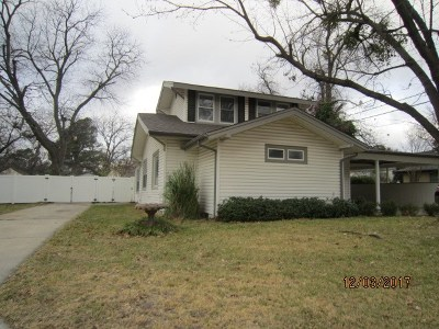 Ardmore, Lone Grove Single Family Home For Sale: 315 N Street